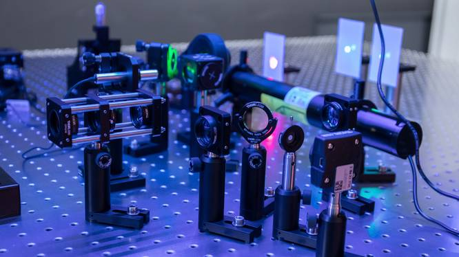 Imagebild Photonics Lab